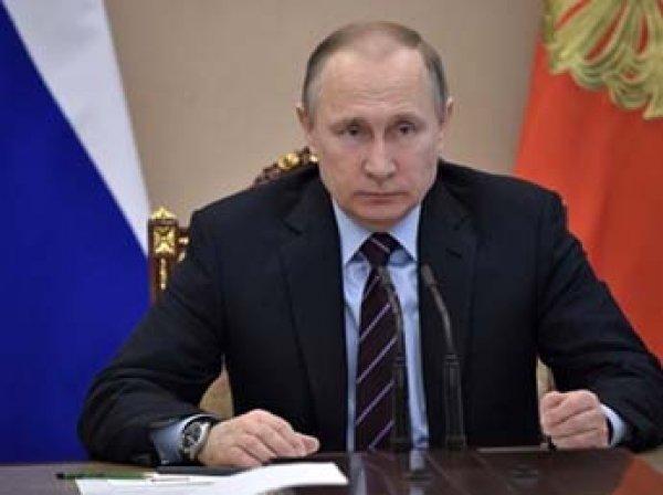 Путин заработал больше Медведева в 2016 году