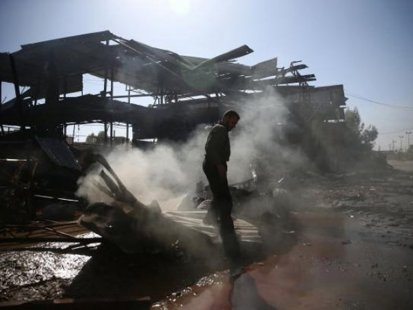 Коалиция США разбомбила склад с химическим оружием ИГИЛ: погибли сотни человек
