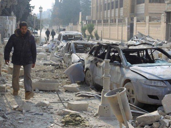 СМИ: разведка США перехватила обсуждение химатаки в Идлибе военными Сирии