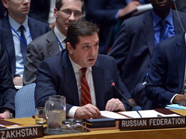 """""""Не смей оскорблять Россию!"""": зампостпреда РФ при ООН отчитал британского коллегу"""
