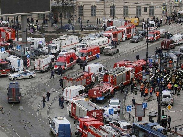 В СБУ предложили расследовать теракт в Санкт-Петербурге вместе с РФ