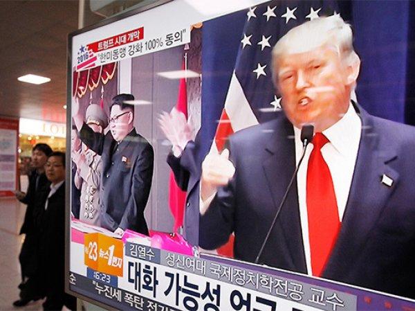 СМИ: КНДР и США готовы к превентивным ядерным ударам против друг друга