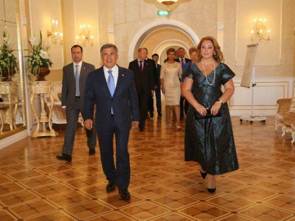 Жена президента Татарстана заработала за год 2,35 млрд рублей
