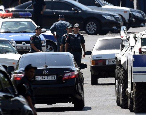 В армянском Гюмри убит военнослужащий РФ