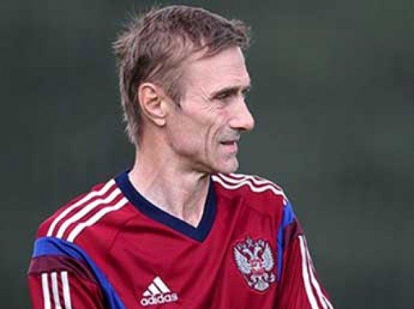 В Москве избили и ограбили тренера сборной России по футболу