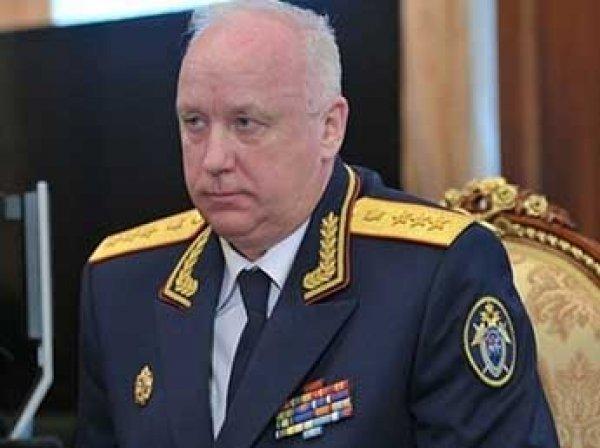 Глава СКР Бастрыкин предложил арестовывать счета подозреваемых до суда