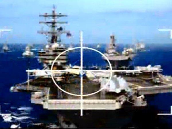КНДР смонтировала видео со взрывом американского авианосца и Капитолия