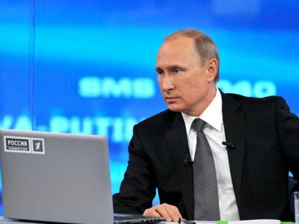 Прямую линию с Путиным перенесли на июнь: эксперты объяснили почему
