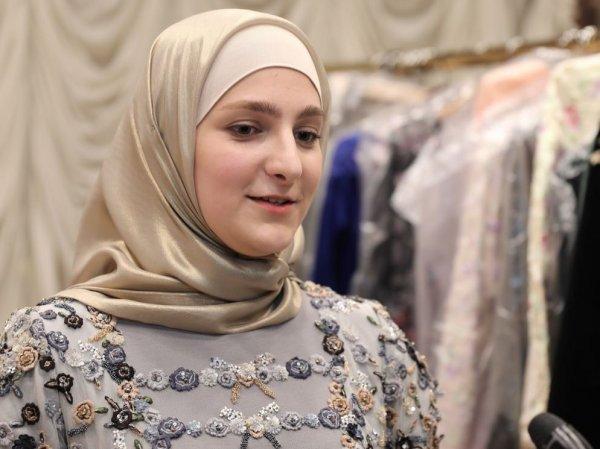 Дочь Кадырова вышла замуж после двух недель знакомства с женихом