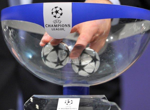Жеребьевка Лиги чемпионов 2016-2017, 1/2 финала: результаты огласили 21 апреля в Ньоне