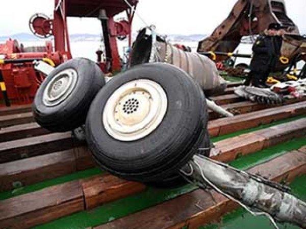 Причина крушения самолета Ту-154 в Сочи - перегруз, выяснили СМИ