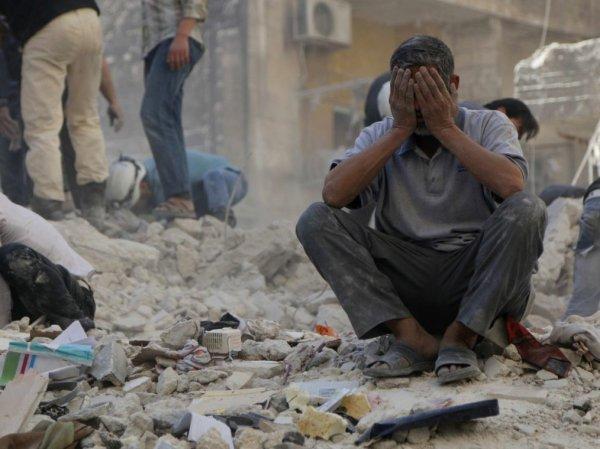 Россия представила доказательства постановки химатаки в Сирии