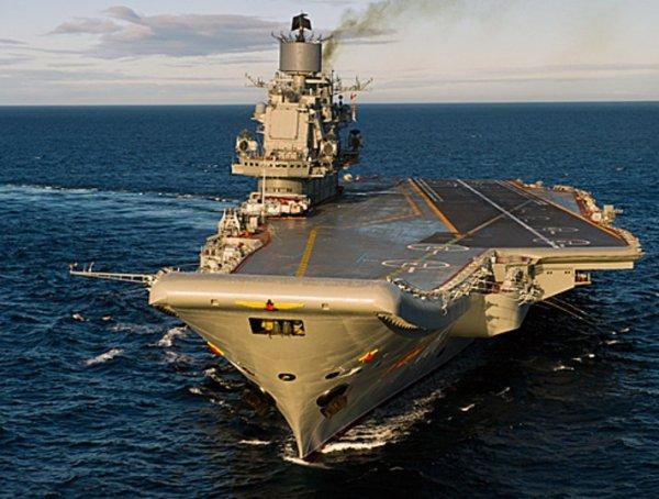 СМИ: ремонт «Адмирала Кузнецова» обойдется в 40 млрд рублей