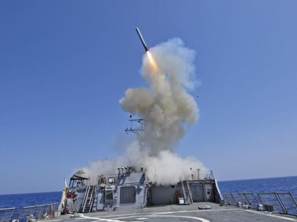 Сирия, последние новости 07.04.2017: США выпустили 59 ракет по военному аэродрому в Сирии (ФОТО, ВИДЕО)