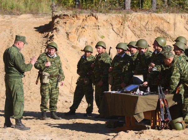 Военные сборы 2017 года граждан России, пребывающих в запасе, займут 2 месяца - Путин подписал указ