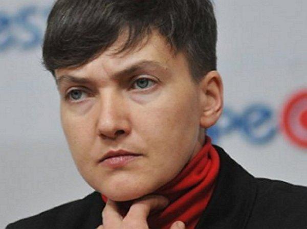 Савченко обвинила власти Украины в потере Донбасса