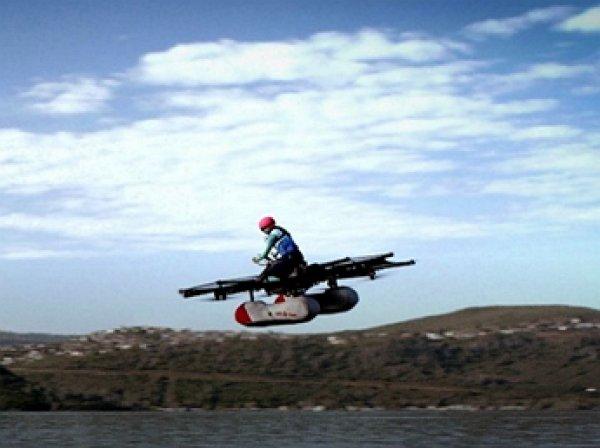 """На YouTube опубликовано видео """"летающего автомобиля"""" от основателя Google"""