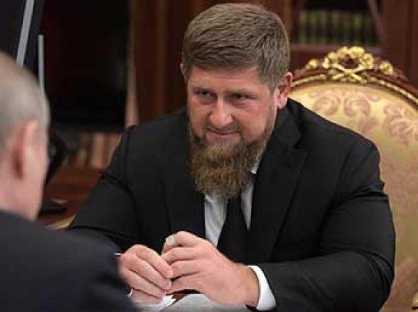 Путин напомнил Кадырову про нападение террористов на бойцов Росгвардии