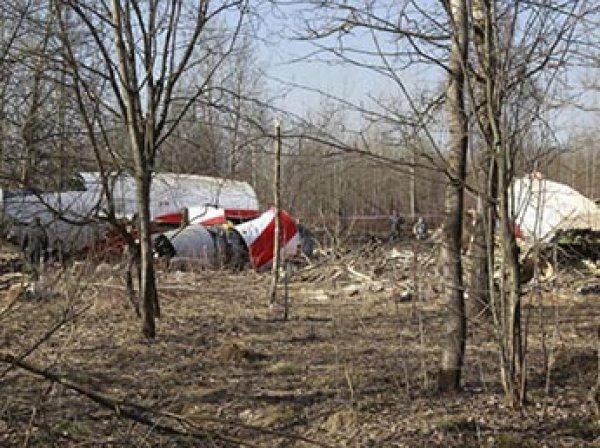 Польша обвинила диспетчеров из России в крушении самолета Качиньского в Смоленске