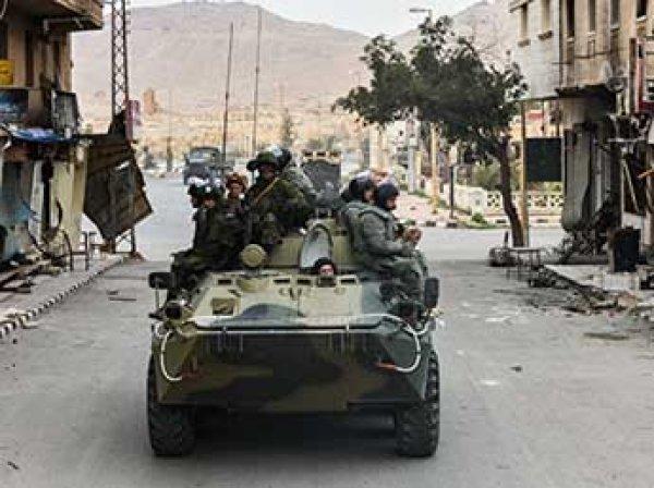 Минобороны сообщило о гибели двух контрактников из России в Сирии