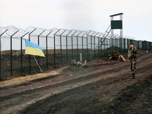 Российские пограничники открыли огонь на границе с Украиной