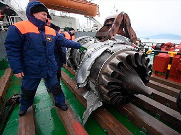В Сеть утекли секретные документы об итогах расследования крушения Ту-154