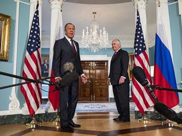 """""""Вы шутите? Его уволили?"""": американские СМИ удивили Лаврова перед встречей с Трампом"""