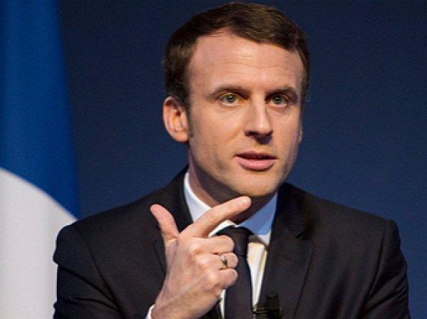 Выборы во Франции 2017, второй тур: WikiLeaks увидела «российский след» в утечке писем штаба Макрона