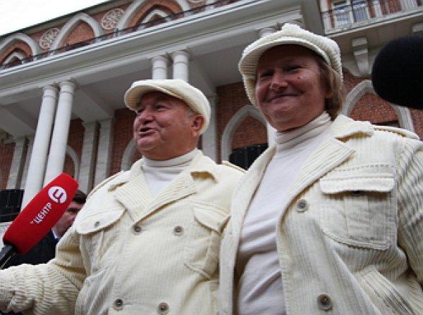 Бывший мэр Москвы Юрий Лужков посетил Грузию, разгневав местные СМИ
