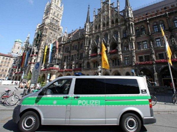В центре Мюнхена мужчина совершил самосожжение