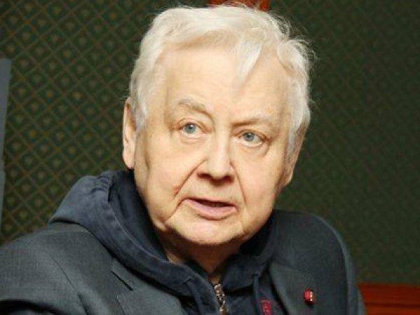 У Олега Табакова украли почти 700 млн рублей