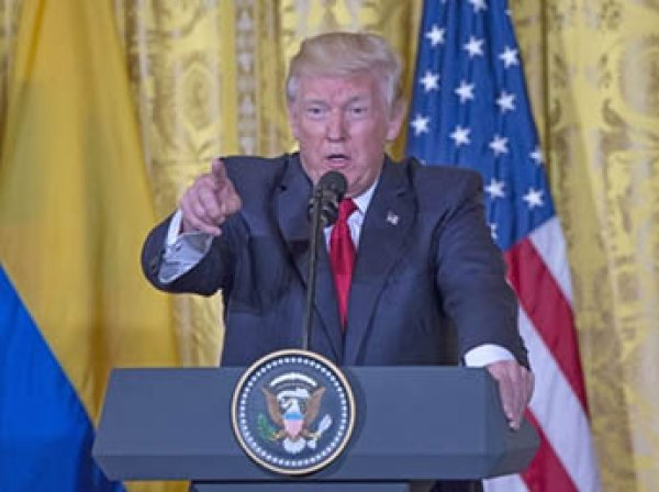 Трамп раскрыл план по искоренению терроризма: «изгнать террористов с этой планеты»