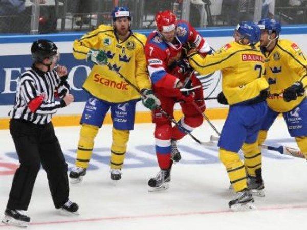 Хоккей, Швеция – Россия 5 мая 2017: прогноз на матч ЧМ 2017, смотреть онлайн, где трансляция (ВИДЕО)