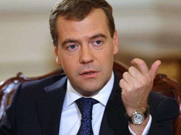 Школьник из Томска призвал Медведева уйти в отставку