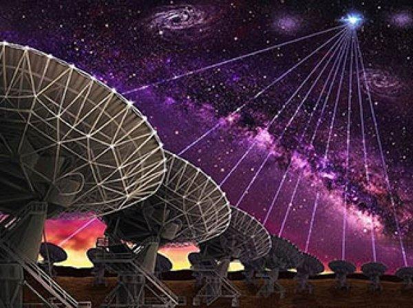 Ученые поймали таинственный сигнал из созвездия Льва