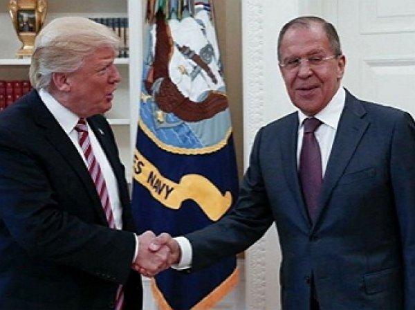 Лавров провел переговоры с Трампом и Тиллерсоном: глава МИД подвел итоги встречи