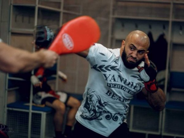 В Москве жестоко избили чемпиона Европы по дзюдо Адама Яндиева