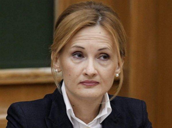 Депутат Ирина Яровая срочно госпитализирована