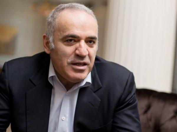 Каспаров поддержал действия радикалов в одесской трагедии 2 мая