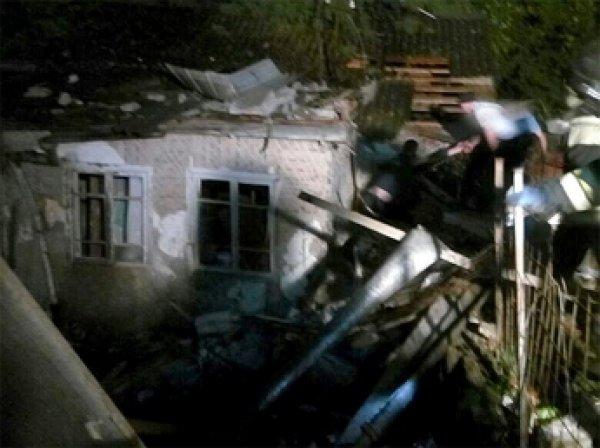 В Сочи произошел взрыв газа в доме, есть пострадавшие