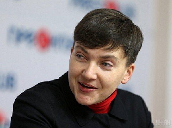 """""""Ситуация не до веселья"""": Савченко рассказала о причинах бегства в Индию"""