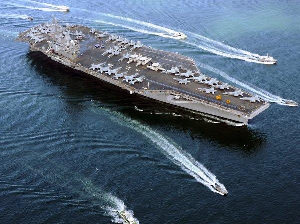 США направили к берегам КНДР второй авианосец