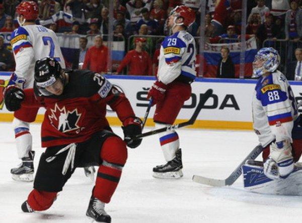 Знарок объяснил проигрыш сборной России канадцам в полуфинале ЧМ 2017
