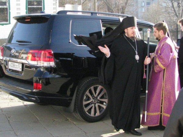 """""""Доплатить пришлось всего 3 млн"""": епископ рассказал пранкерам, зачем ему Land Cruiser (ВИДЕО)"""