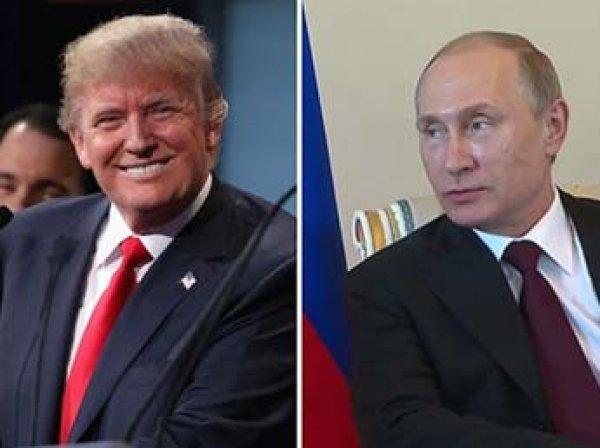 В Кремле нашли отличный повод для встречи Путина с Трампом