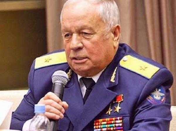 В Москве скончался летчик-космонавт Виктор Горбатко
