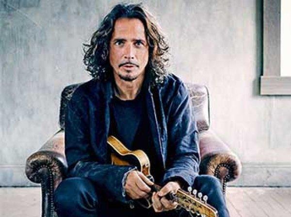 В США скончался лидер группы Soundgarden Крис Корнелл