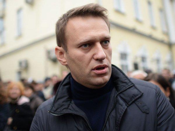 Навальный подал заявку на проведение в Москве акции 12 июня