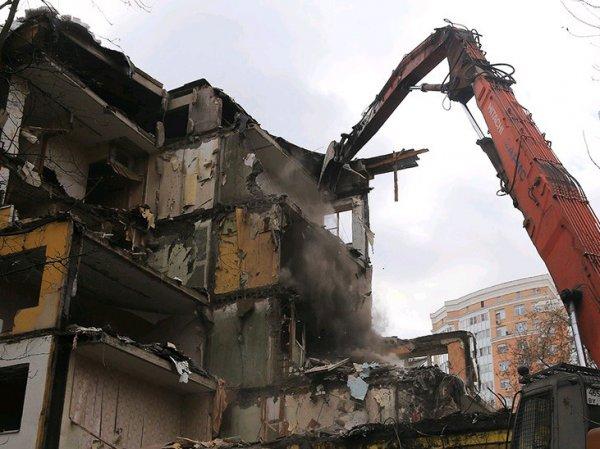 Список домов под снос в Москве до 2020 года может измениться: оппозиционные депутаты подготовили поправки к закону о реновации