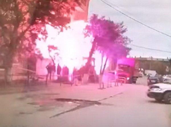 На YouTube опубликовано ВИДЕО момента взрыва дома в Волгограде